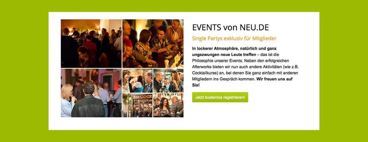 NEU.DE-Events